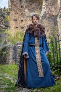 Richard Coeur de Lion - Le roi pris au piège de Fritz Kalteis image documentaire