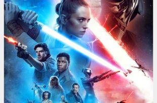 Star Wars : Episode IX - L'Ascension de Skywalker affiche film cinéma