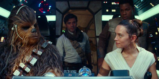 Star Wars Episode IX - L'Ascension de Skywalker image film cinéma