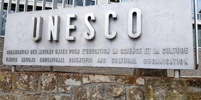 Les coulisses de l'UNESCO à Paris