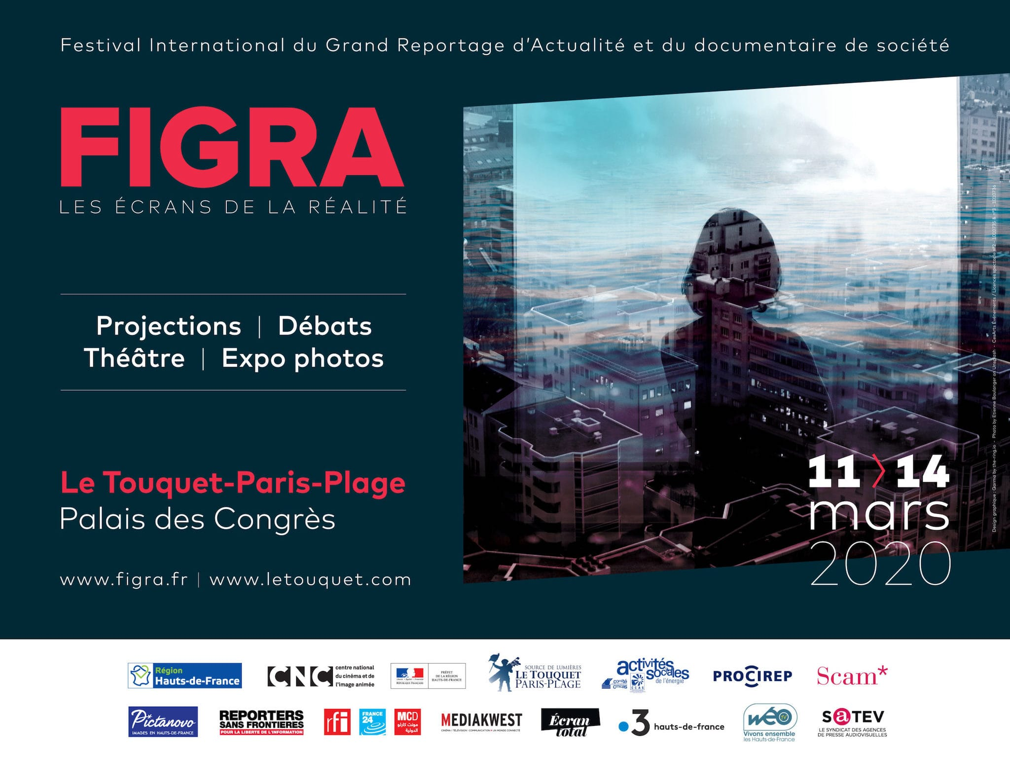 Festival International du Grand Reportage d'Actualité FIGRA 2020