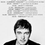 Cali tournée 2020 premières dates concerts musique