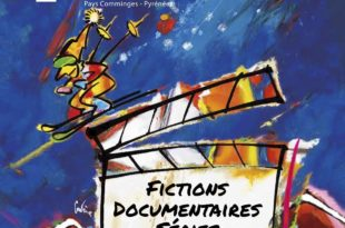 Festival de Luchon 2020 affiche fictions, documentaires
