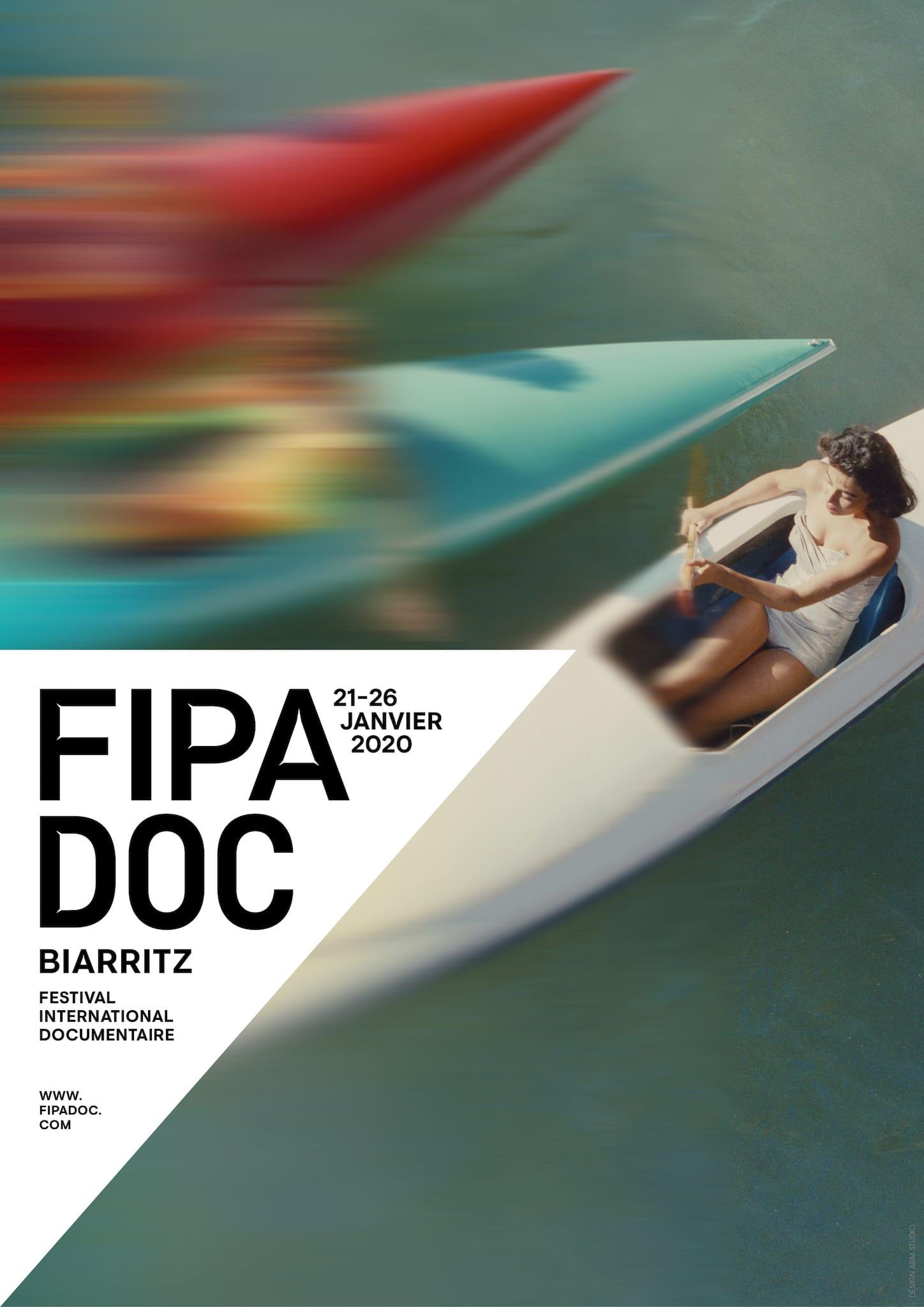 FIPADOC 2020 affiche festival international de documentaires
