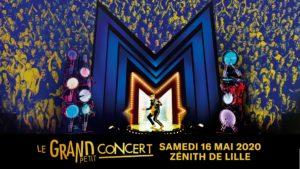 Grand Petit Concert de -M- au Zénith de Lille musique