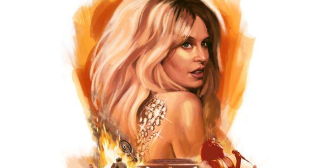 Kylie Minogue image pochette cover album Golden Live in Concert musique
