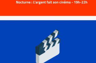 Les nocturnes de la Cité de l'Économie - L'argent fait son cinéma programmation