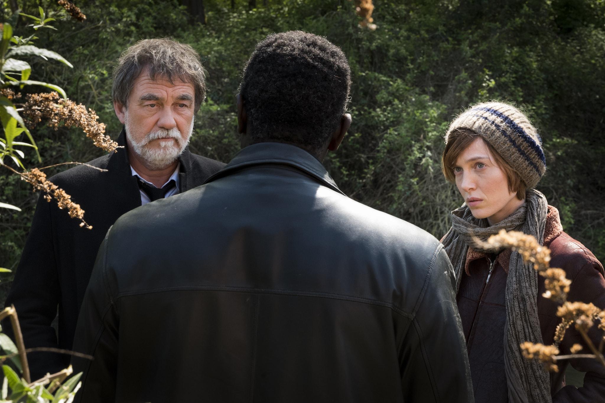 Les Rivières Pourpres saison 2 image série télé