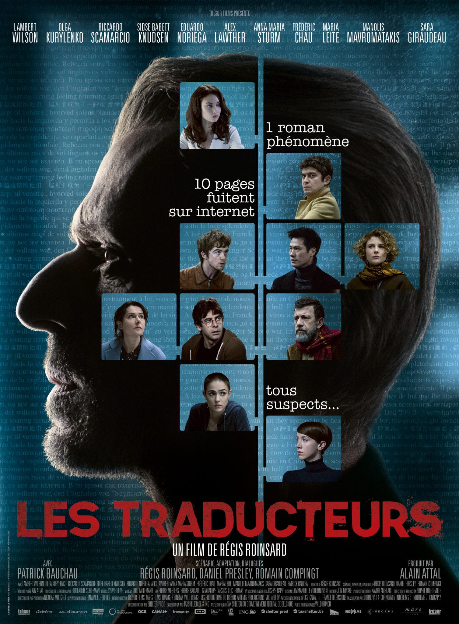 Les Traducteurs affiche film 2020