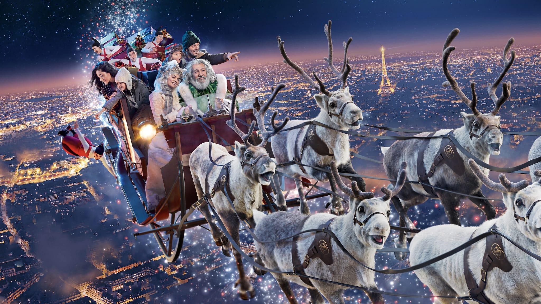 Santa & Cie image film cinéma