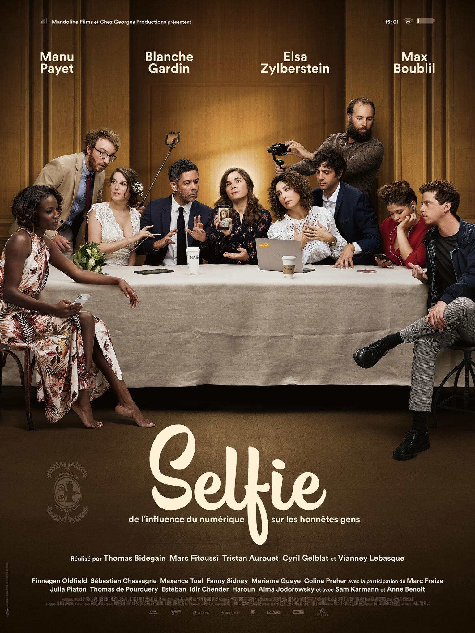 Selfie affiche film critique avis