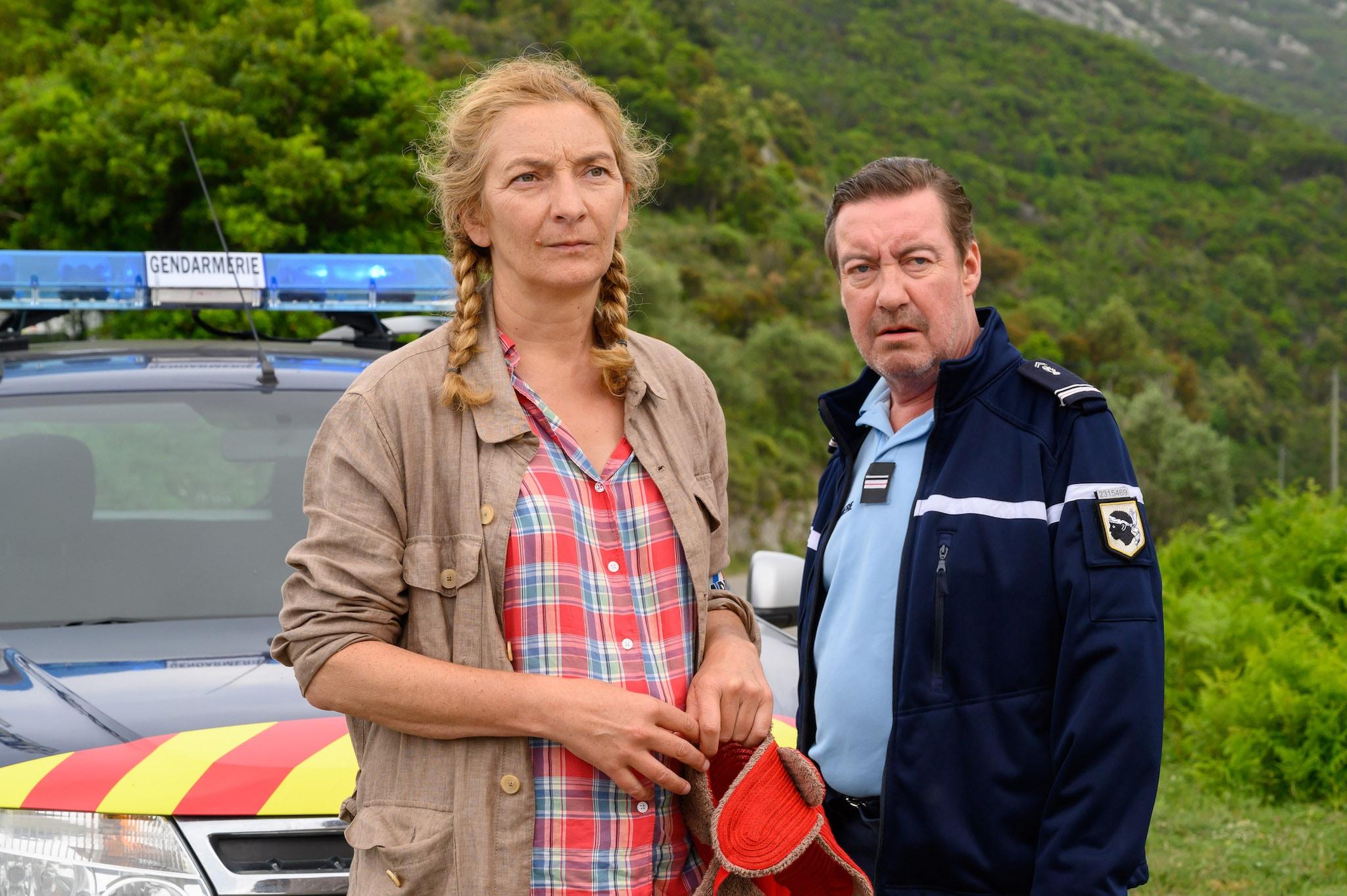 Capitaine Marleau épisode Pace e salute image téléfilm policier