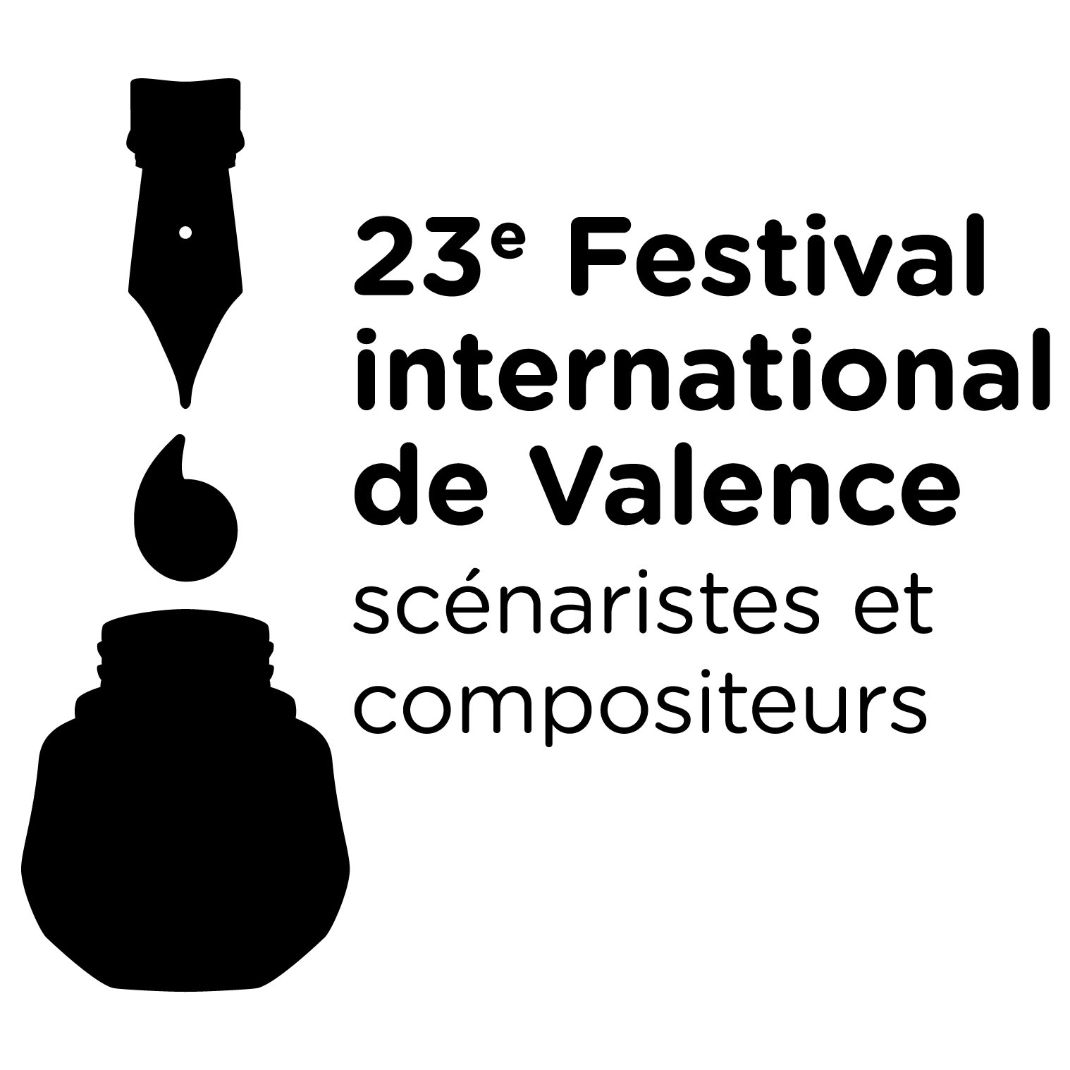Festival international de Valence 2020 affiche