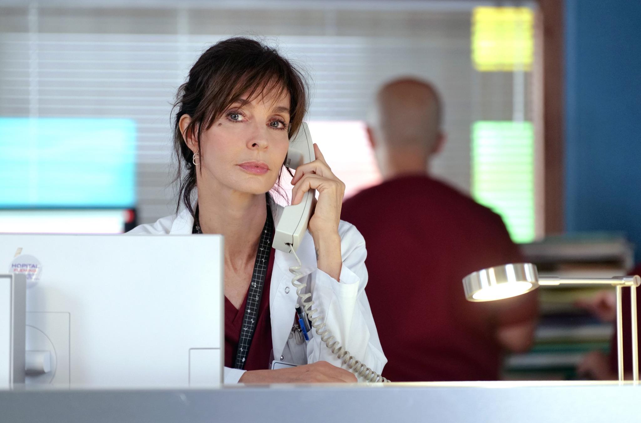 H24 saison 1 image série télé médicale