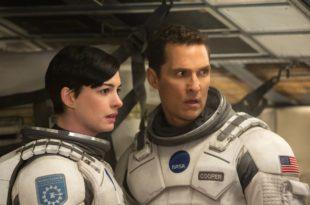 Interstellar de Christopher Nolan photo film cinéma