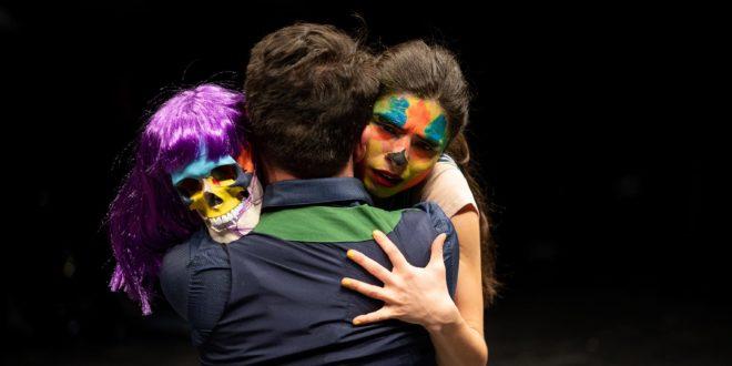LA MOUETTE (JE N'AI PAS RESPECTÉ LE MONOPOLE) de Céline Champinot photo théâtre contemporain
