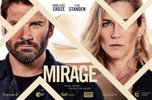 Mirage saison 1 affiche séries télé poster tv series