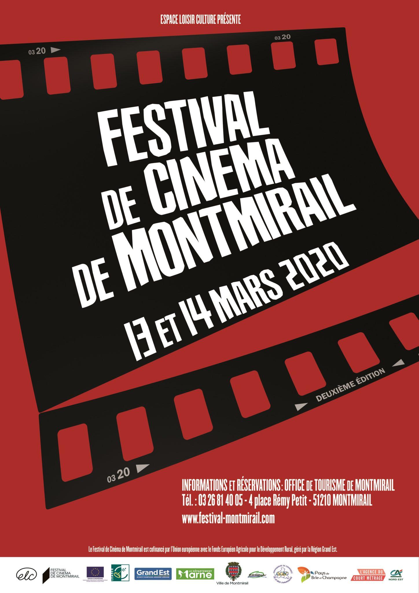 AFFICHE FESTIVAL de Cinéma de Montmirail 2020