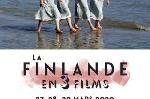 La Finlande en 3 films 2020 affiche festival cinéma