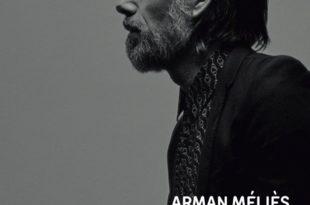 Arman Méliès à l'Espace Cardin - Théâtre de la ville de Paris affiche musique concert