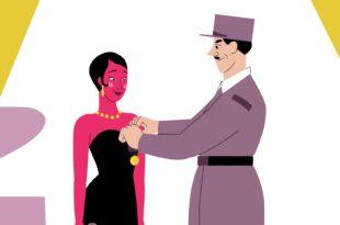 CULOTTEES image série animation télé