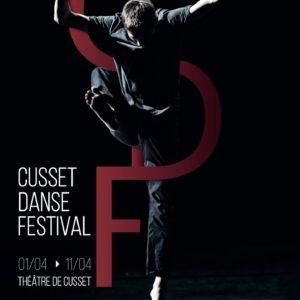 Cusset Danse Festival 1ère édition affiche