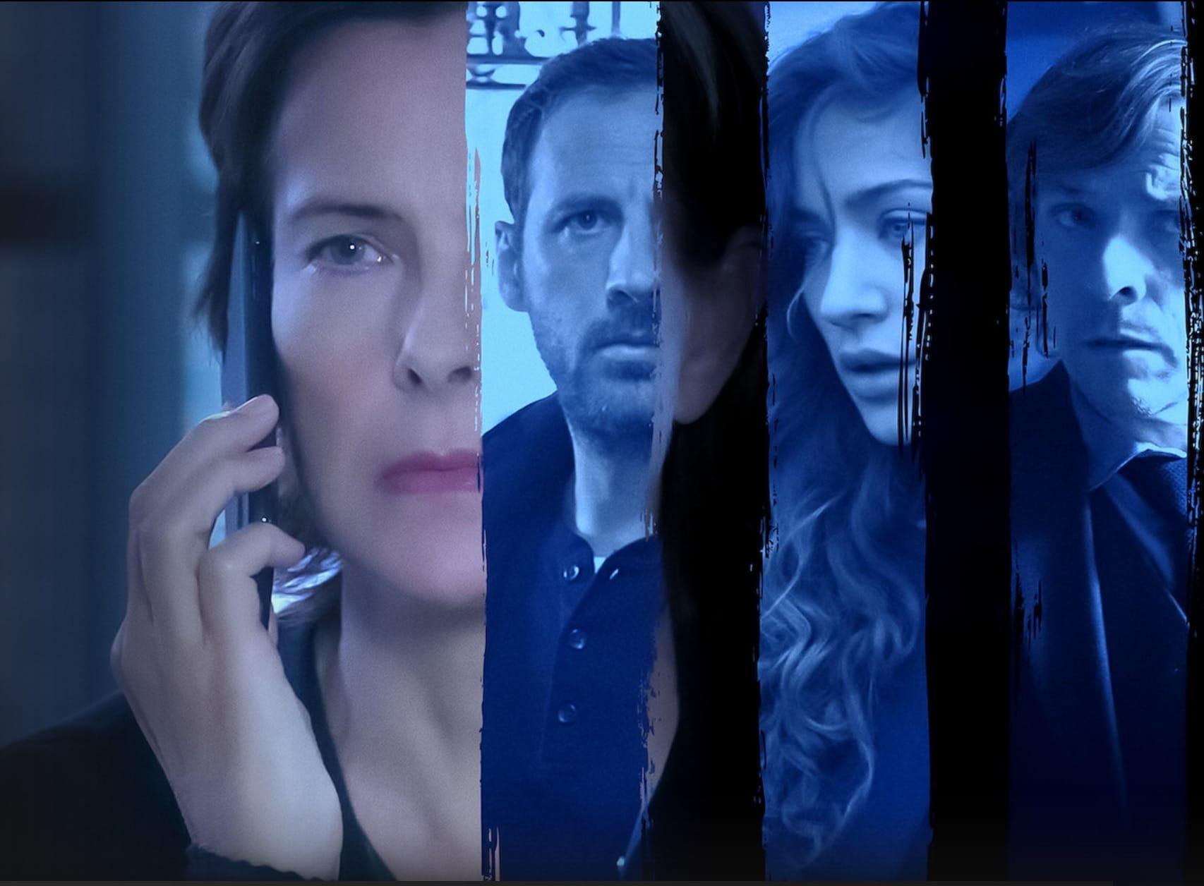 La Mante saison 1 capture d'écran netflix série télé