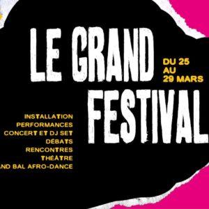 Le Grand Festival contre le racisme, l'antisémitisme et la haine anti-LGBT