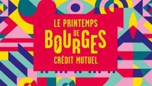 Le Printemps de Bourges affiche