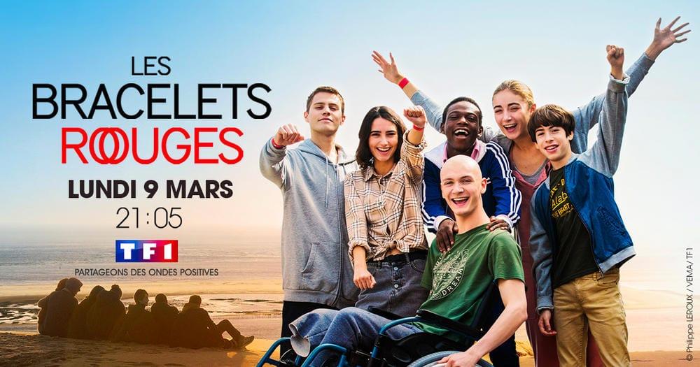 Les bracelets rouges saison 3 affiche série télé