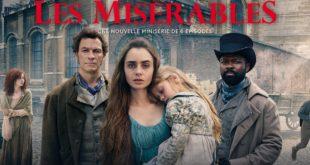 Les Misérables d'Andrew Davies affiche StarzPlay série télé