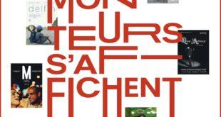 Les Monteurs s'affichent 2020 affiche festival