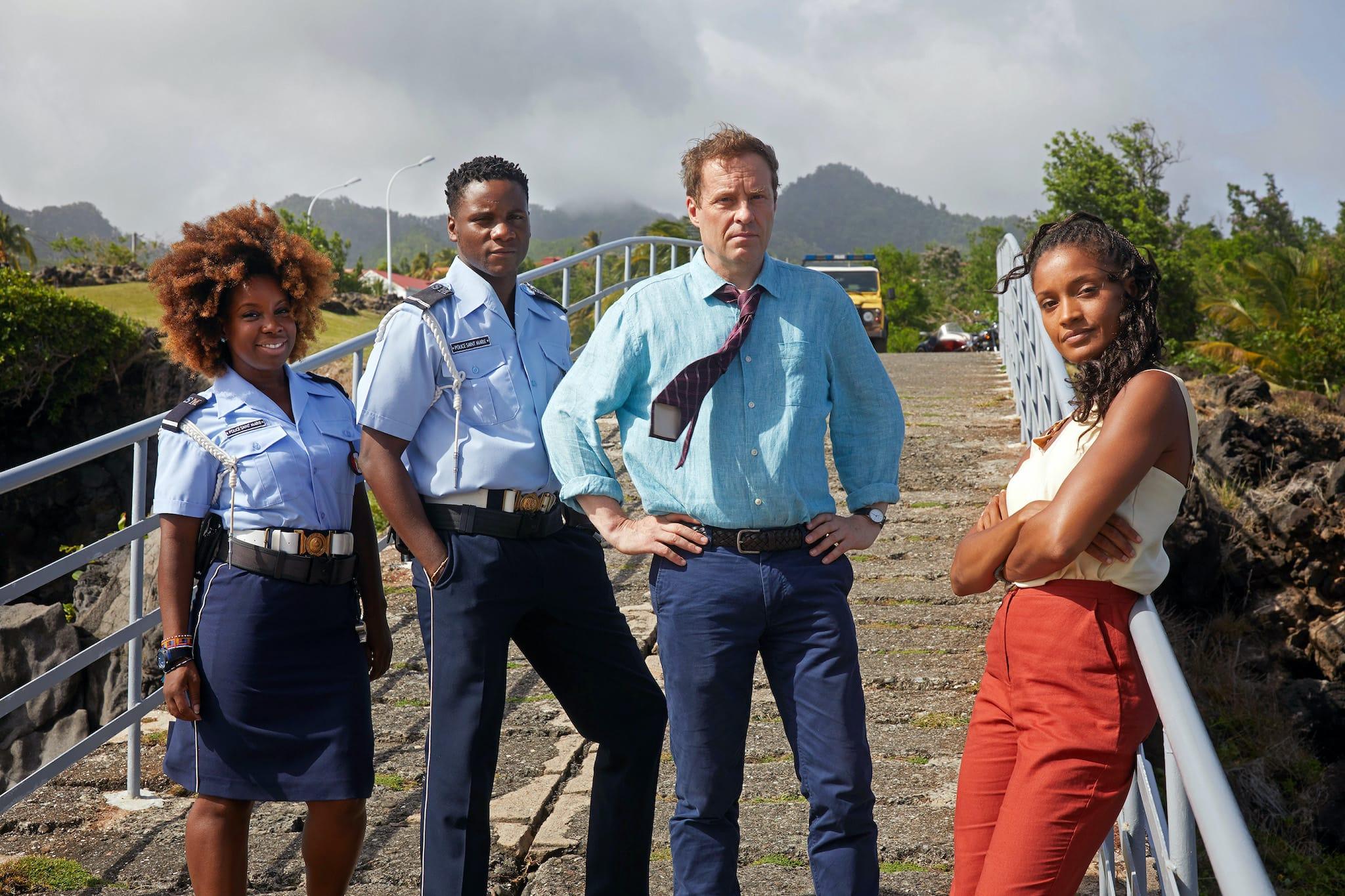 Meurtres au paradis saison 9 photo série télé