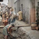 Pompéi, sur les traces des Romains image série documentaire