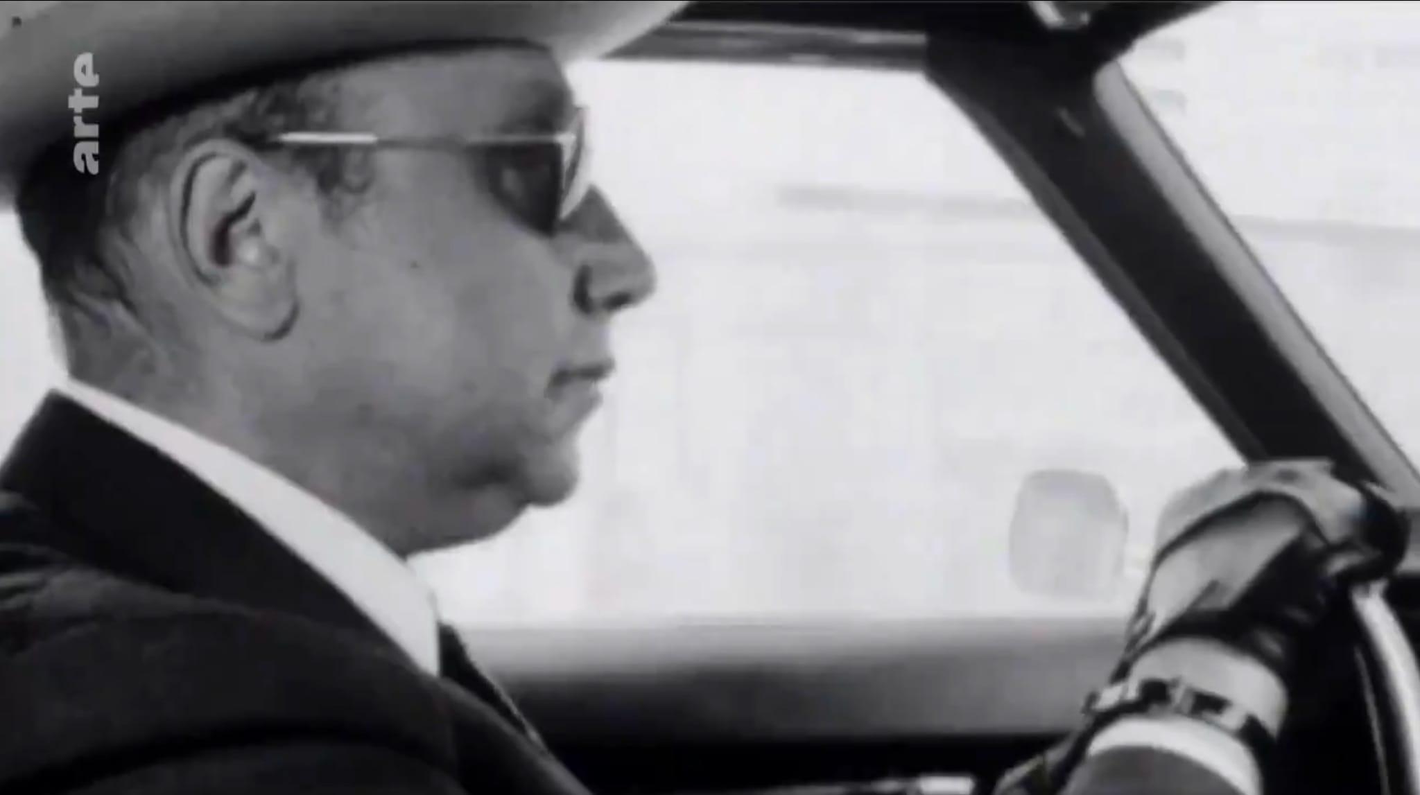 Jean-Pierre Melville visuel capture d'écran