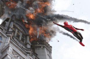 Spider-Man: Far From Home de Jon Watts image film cinéma