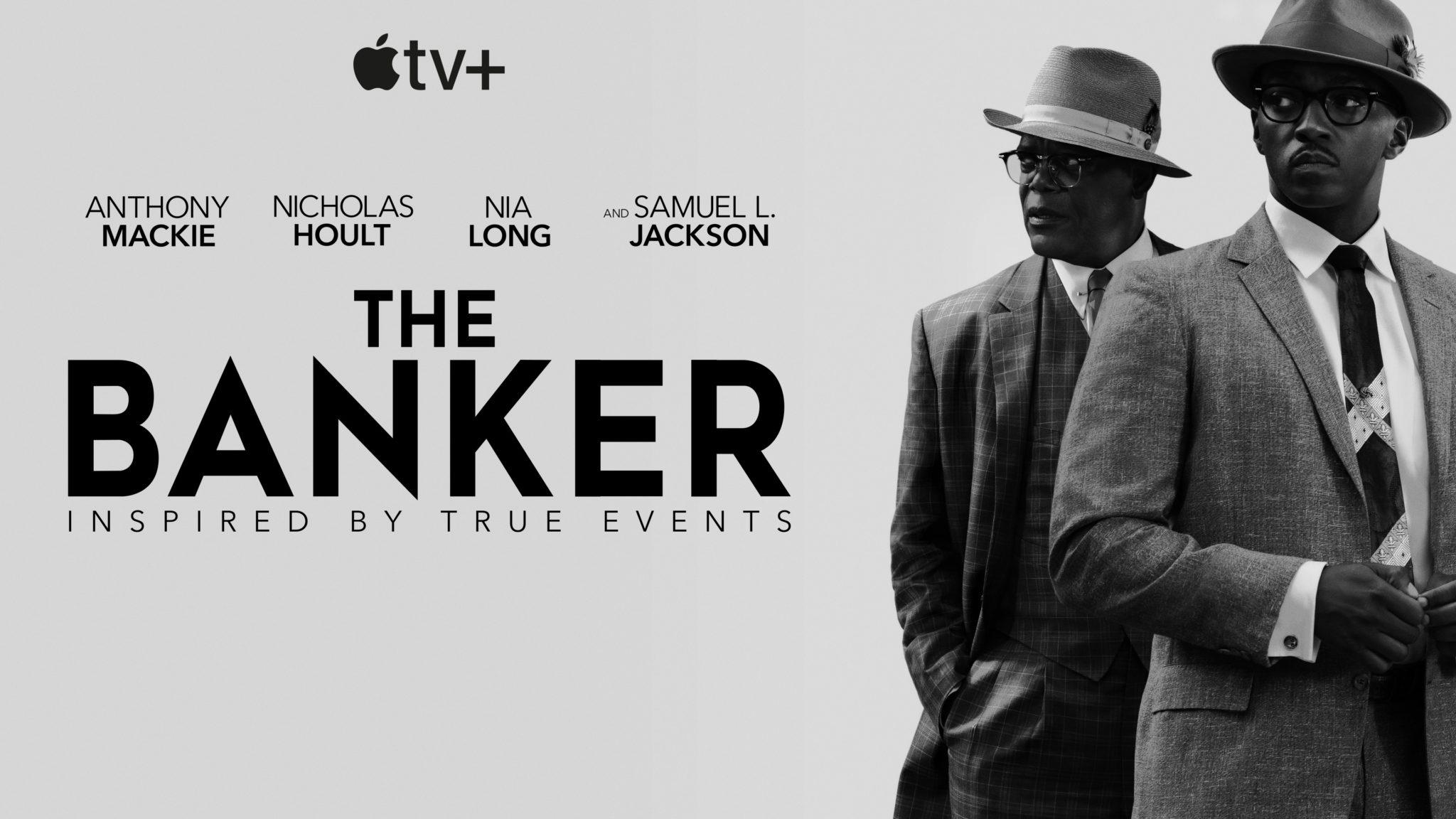 The Banker affiche film Apple TV critique