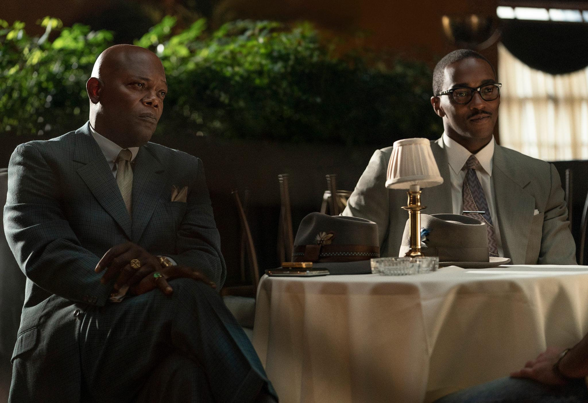 "Critique / ""The Banker"" (2020) : premier film Apple TV+ 1 image"
