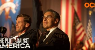 The Plot Against America de David Simon et Ed Burns affiche OCS série télé