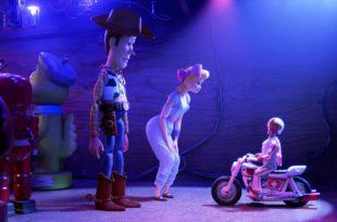 TOY STORY 4 de Josh Cooley image film cinéma