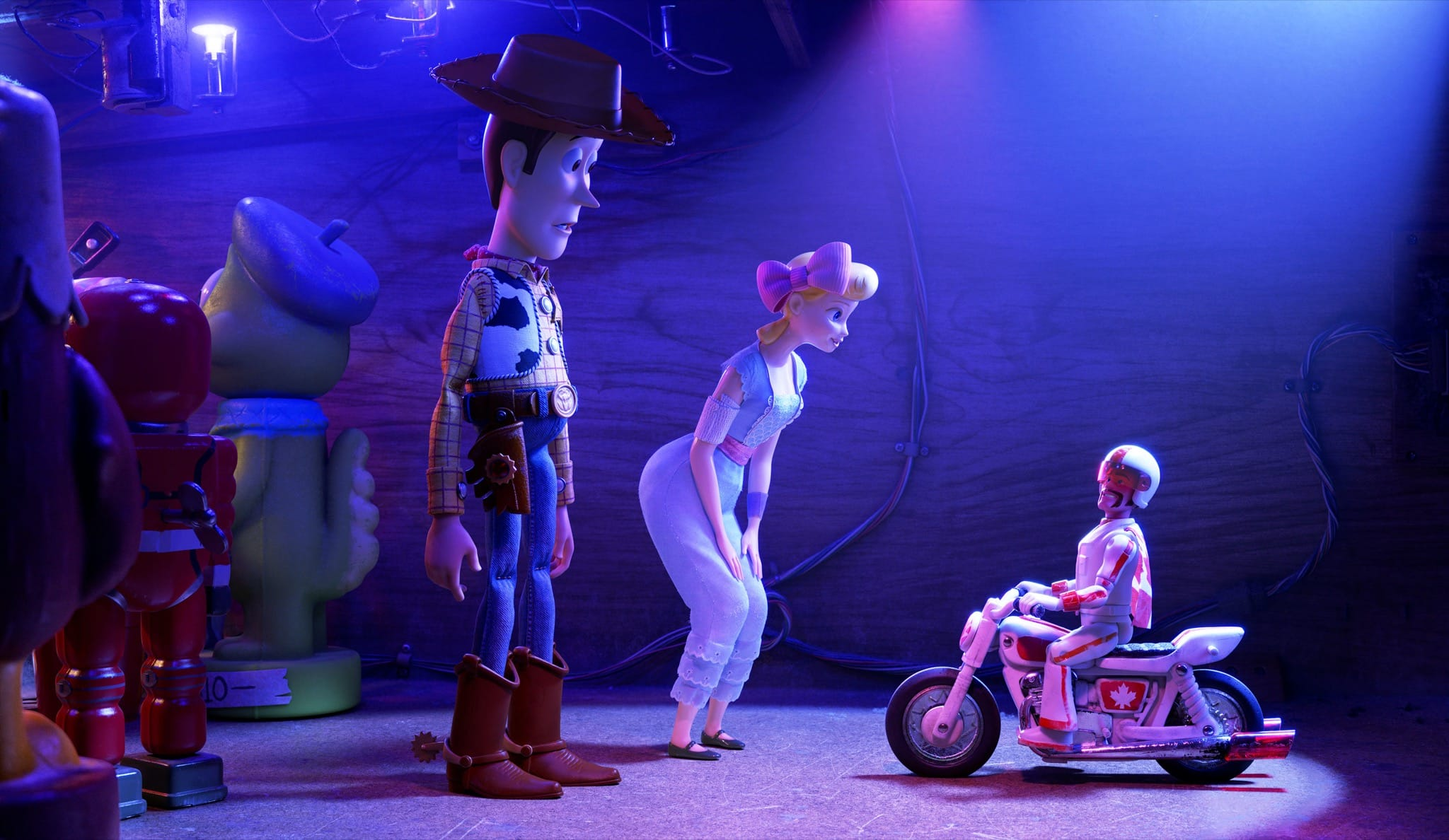 TOY STORY 4 de Josh Cooley image film cinéma