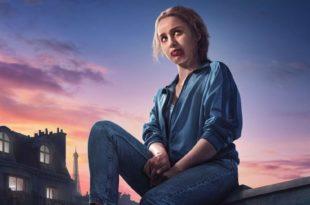 Vampires saison 1 affiche série téél Netflix