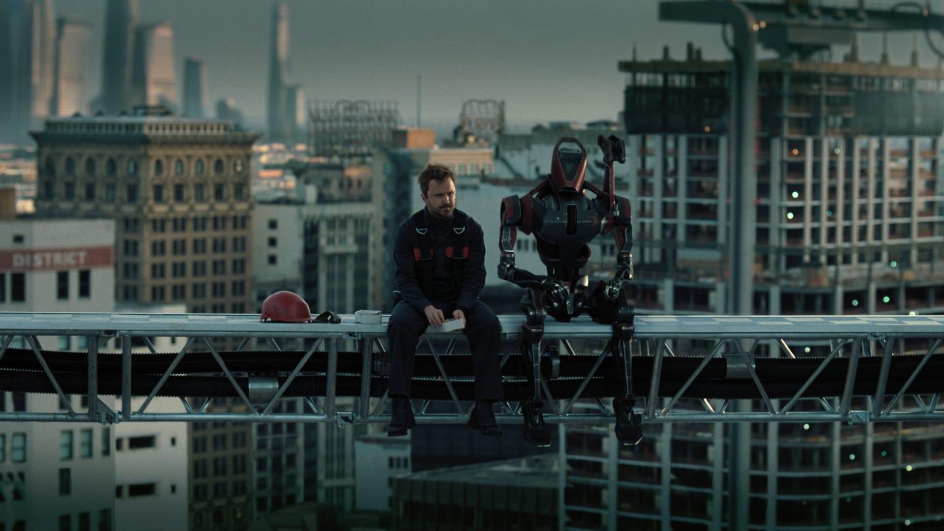 Westworld saison 3 image série télé