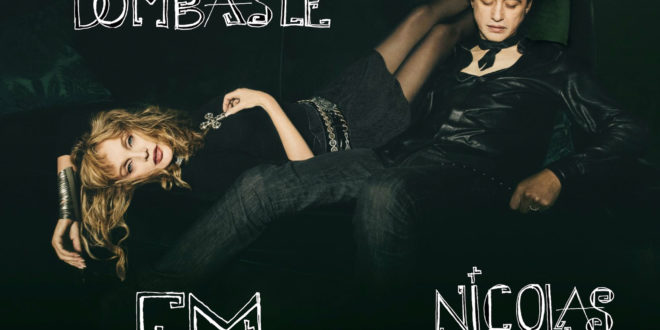 Arielle Dombasle et Nicolas Kerr album Empire image pochette cover musique