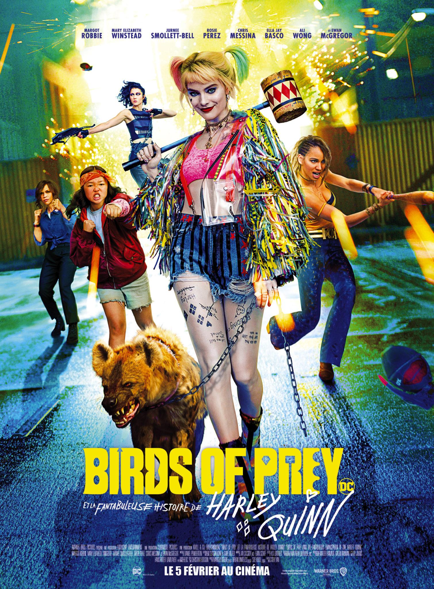 Birds of Prey critique avis film 2020