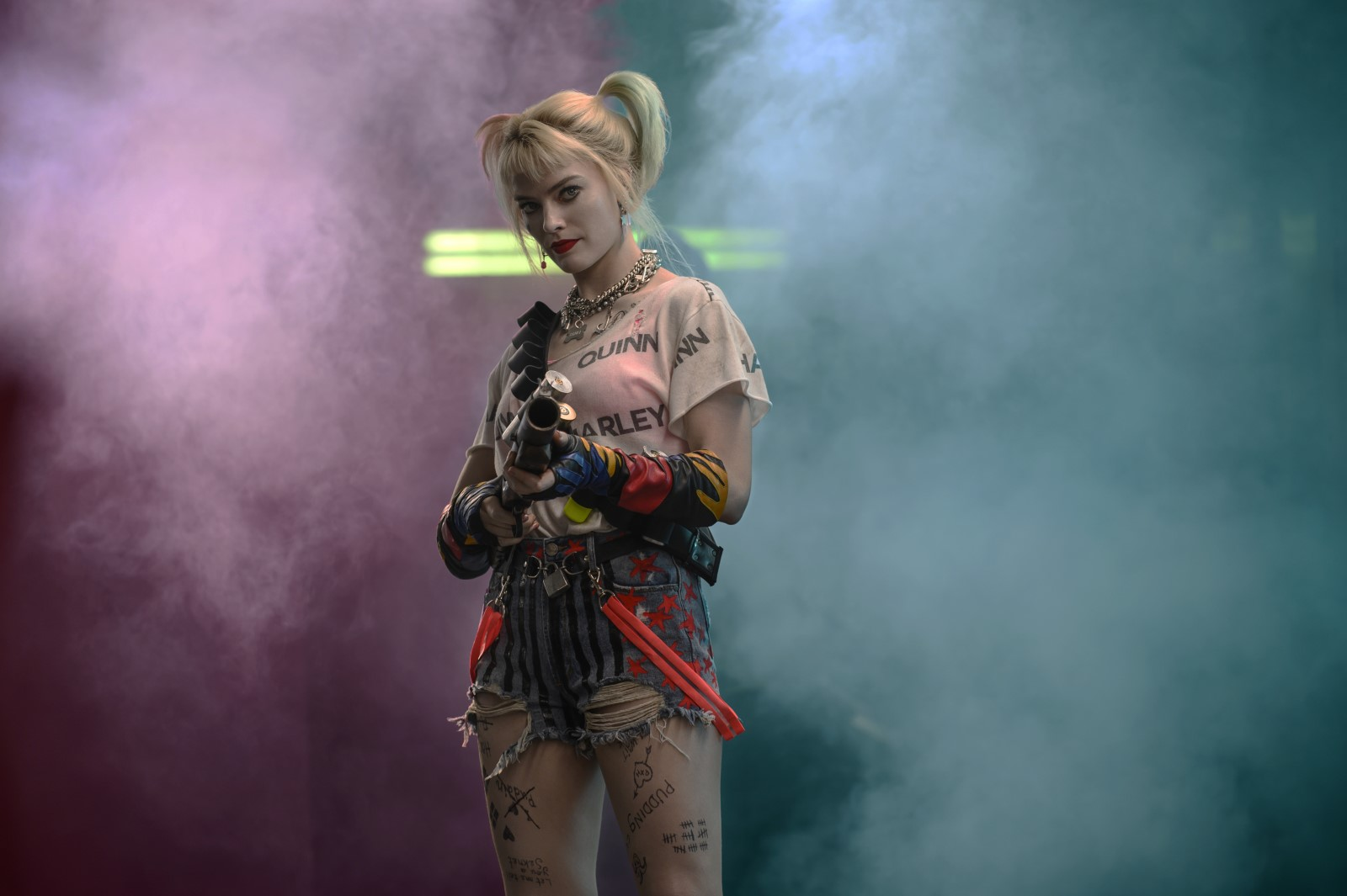 Birds of Prey et la fantabuleuse histoire de Harley Quinn - Photo Margot Robbie avis critique