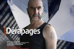 Derapages 2019 image affiche série télé ARTE