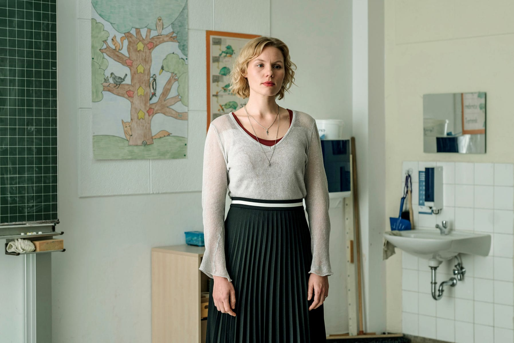 Diffamation de Viviane Andereggen photo téléfilm