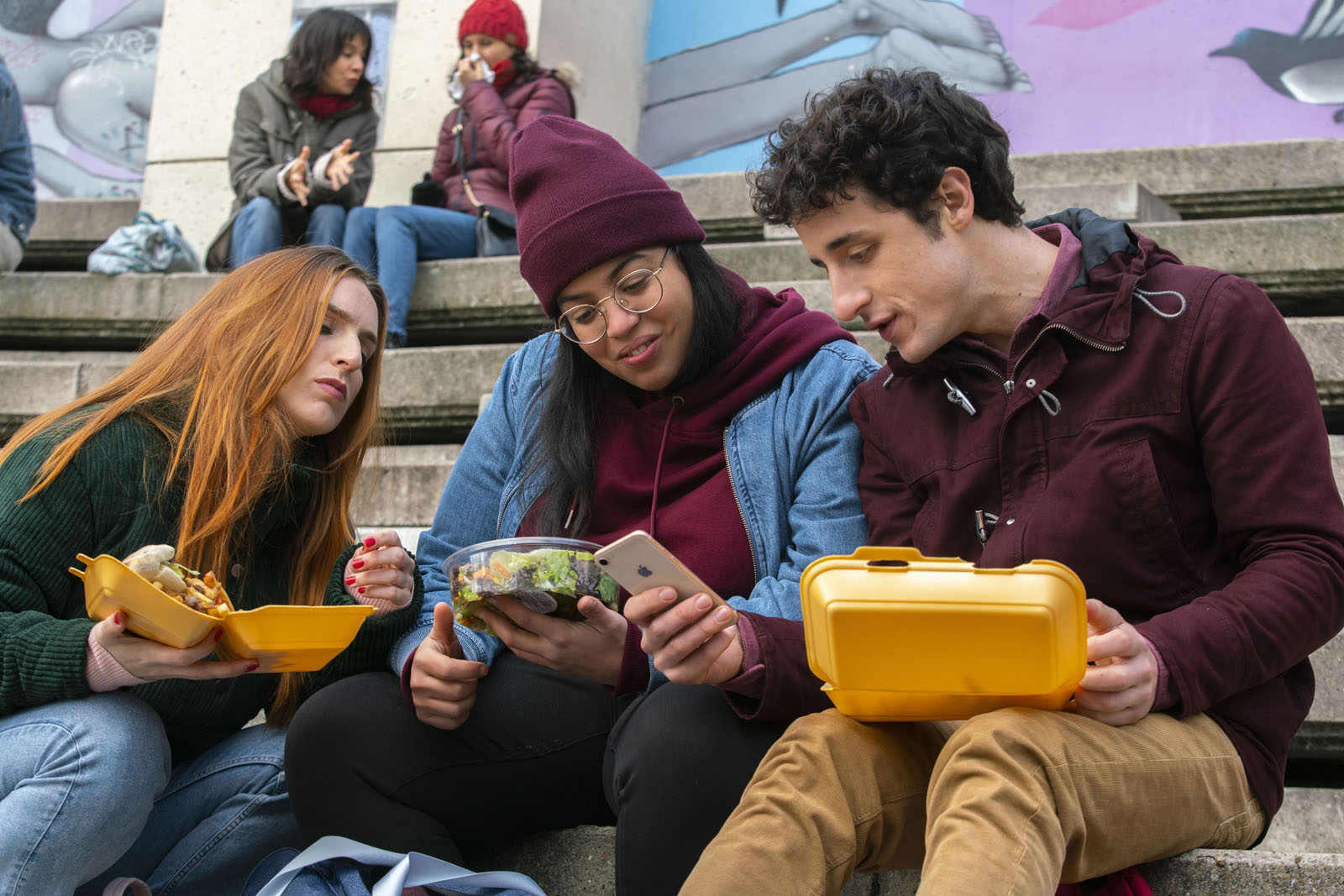Forte Photo film Alison Wheeler, Bastien Ughetto, Melha Bedia critique avis