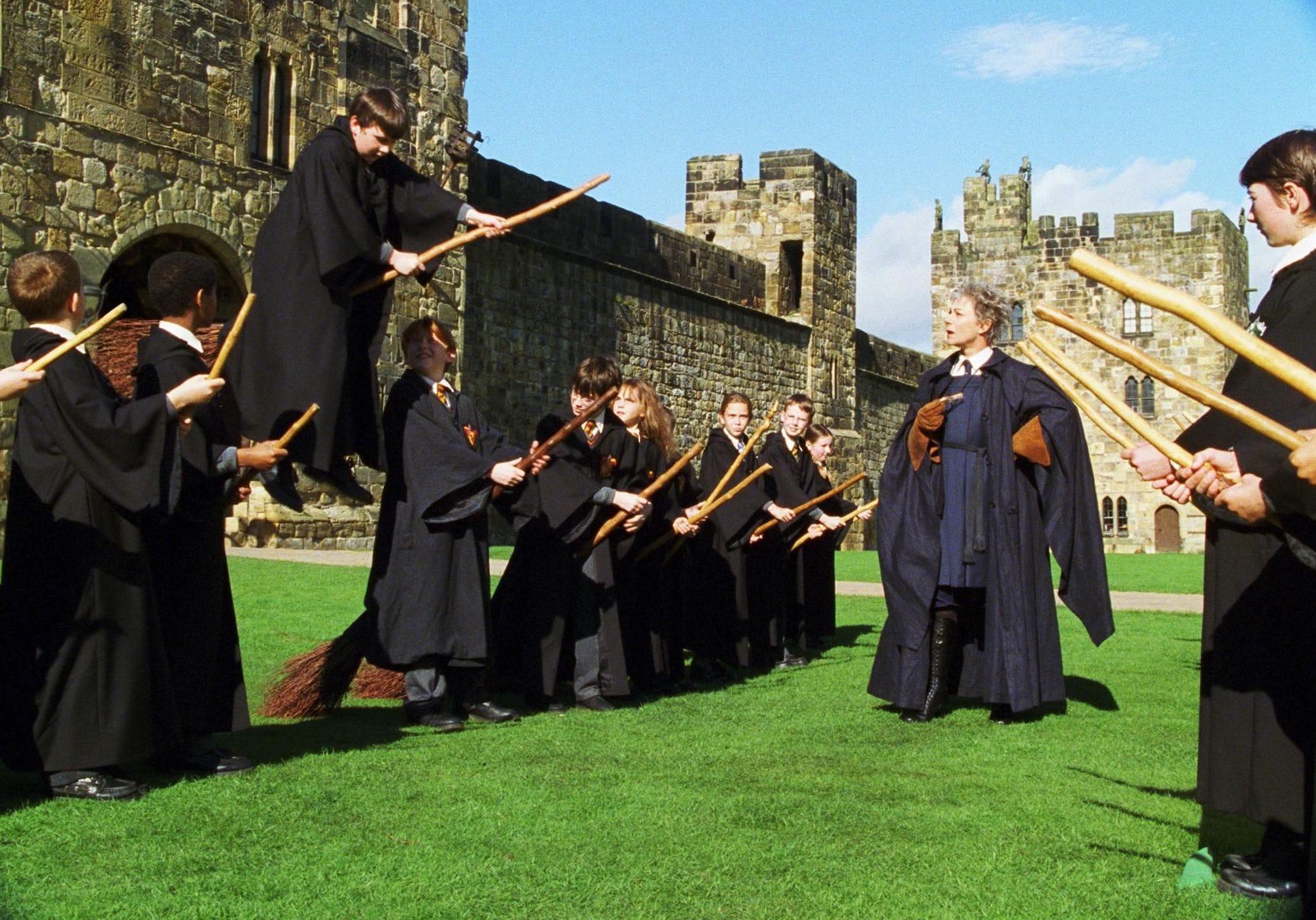 Harry Potter et la Chambre des secrets de Chris Columbus image film cinéma
